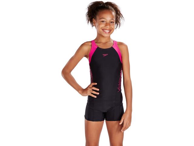Costumi Da Bagno Per Bambino : Speedo boom splice costume da bagno bambino nero su addnature